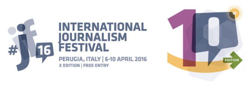 International Journalism Festival 2016