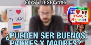padres homosexuales hijos Alberto soler píldoras de psicología