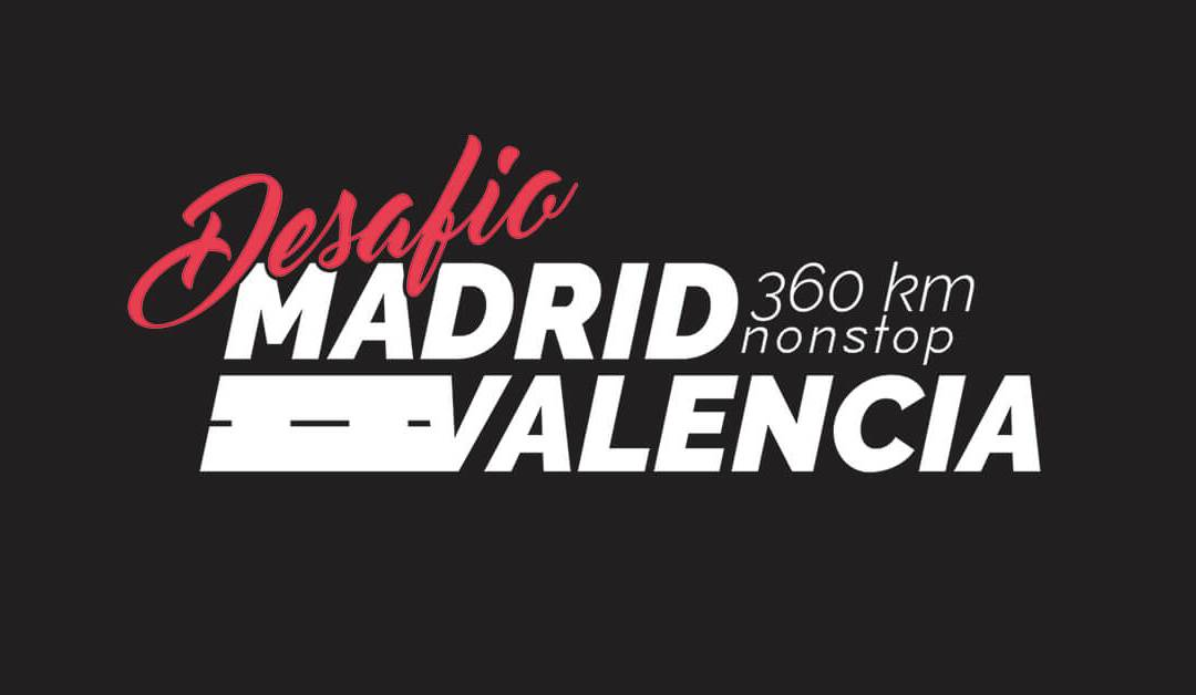 Desafío Madrid-València: 360km para concienciar a ciclistas y conductores