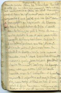 19140909-001 Dans la tranchée face à Saint-André-en-Barrois