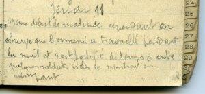19140910-001 Dans la tranchée à Souilly