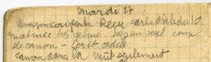 19141027-001 Matinée très calme