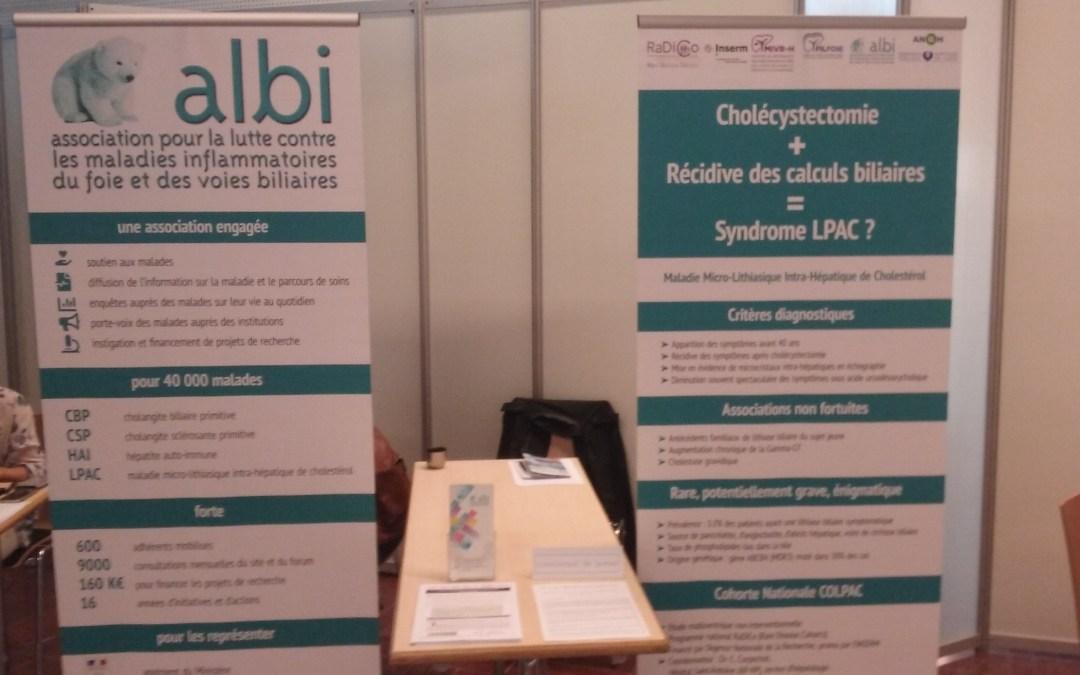 albi présente au Congrès de l'Association Française de Chirurgie, du 15 au 17 mai à Paris