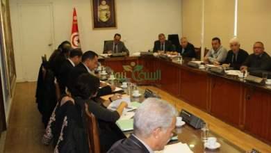 Photo of أوصى بها كاتب الدولة خلال جلسة عمل حول المشاريع المائية بتطاوين وتوزر