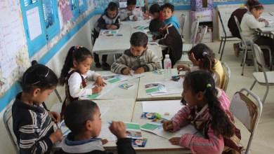 صورة شهر الماء بولايتي القيروان وسيدي بوزيد:  المدرسة النواة الاولى للتربية على ضرورة الاقتصاد في الماء