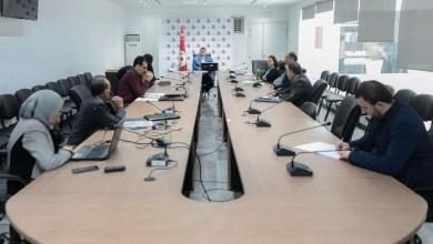 Photo of جلسة عمل الخلية القارة لمتابعة تنفيذ الخطة الوطنية لمقاومة الحشرات