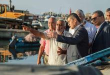 Photo of زيارة فجئية لموانئ الصيد البحري بولاية المنستير