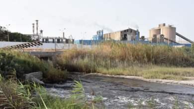 صورة بحر شط السلام قابس ممتلئ بغاز الأمونيتر