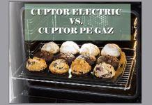 cuptor electric cuptor pe gaz