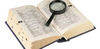dictionar limba romana