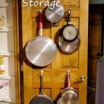 Easy Pan Storage