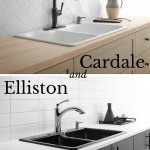 Introducing the Cardale and Elliston Kitchen Faucets