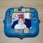 Best Dad Picture Frame