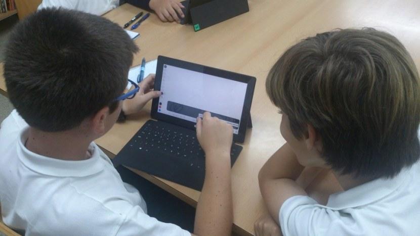 SEK Alboran reconocido como Microsoft School