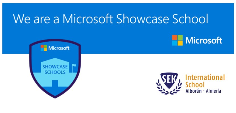 SEK Alborán Microsoft ShowCase School