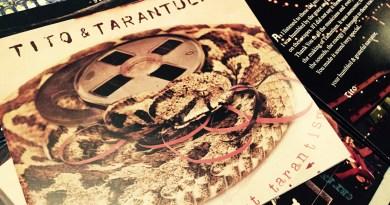 Tito & Tarantula - Lost Tarantism (2015)
