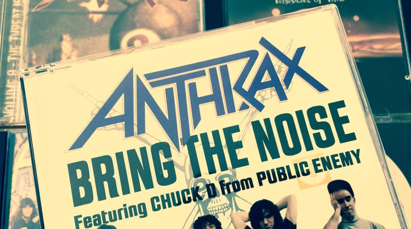Anthrax feat. Public Enemy - Bring The Noise (1991)