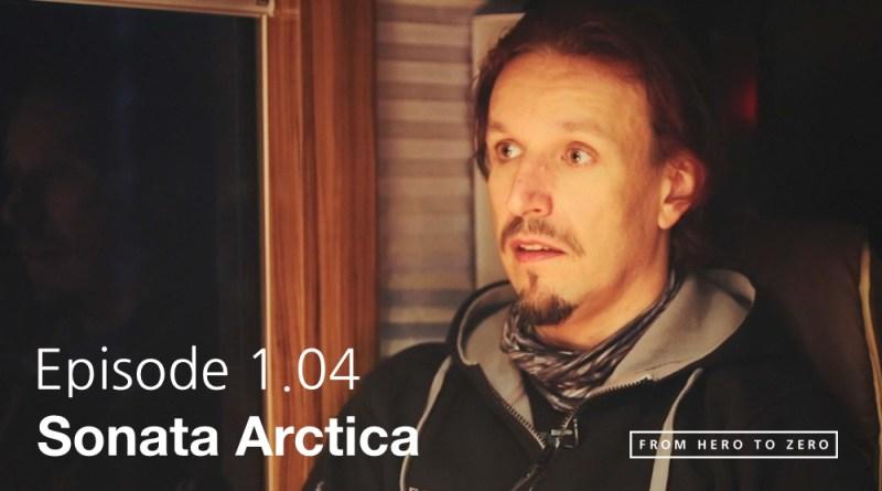 Tony Kakko, Sonata Arctica