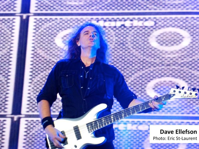 Dave Ellefson, Megadeth