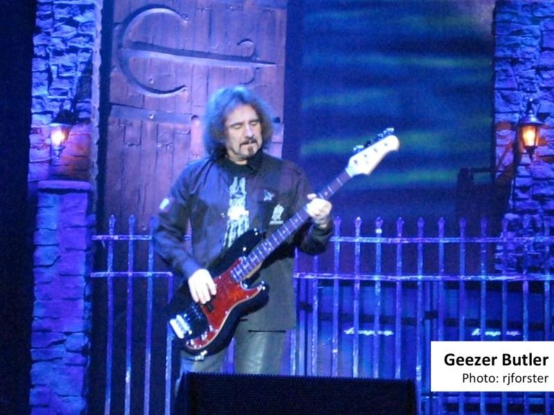 Geezer Butler, Black Sabbath