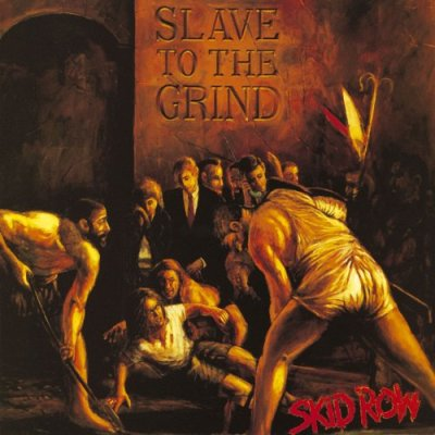 Skid Row - Slaves to the Grind