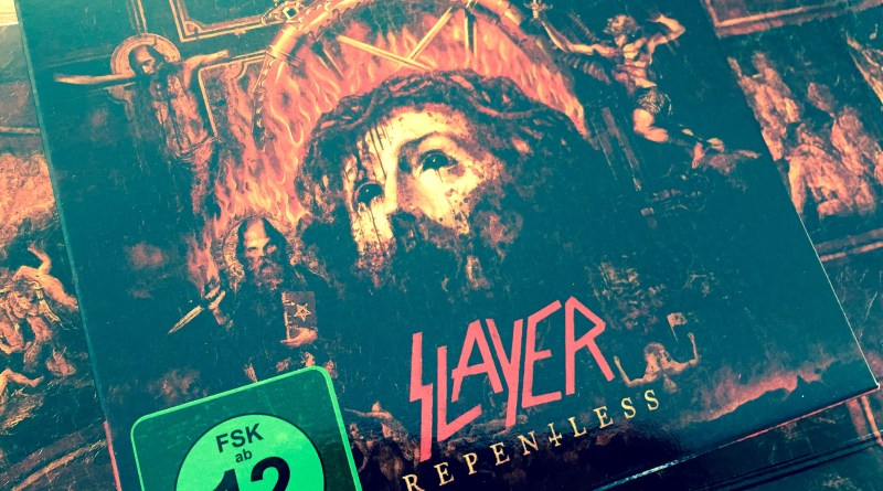 Slayer - Repentless (2015)