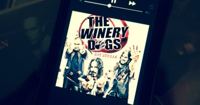 The Winery Dogs - Hot Streak (2015) | www.albumsthatrock.com