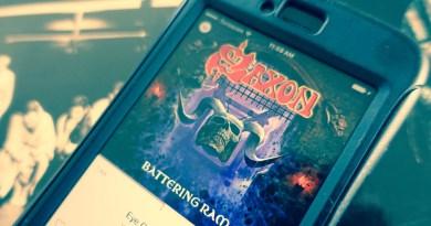Saxon - Battering Ram (2015) | www.AlbumsThatRock.com