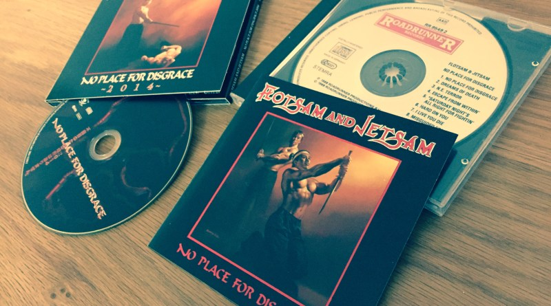 No Place for Disgrace - Flotsam and Jetsam | www.albumsthatrock.com