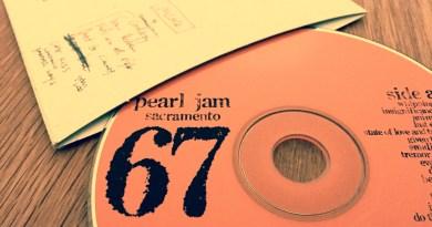 Pearl Jam official bootleg #67 (2001), 10:30:00, Sacramento