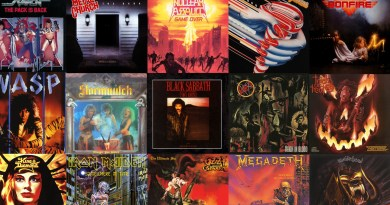 Best Hard Rock and Heavy Metal Albums of 1986