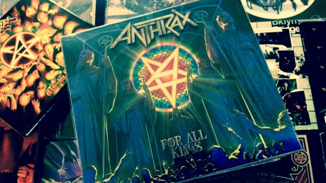 "Anthrax ""For All Kings"" (2016)"