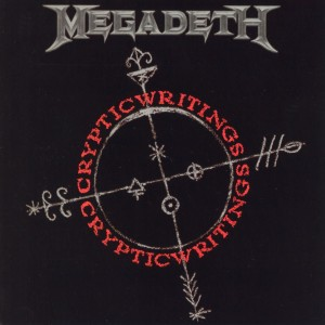 Megadeth Cryptic Writings