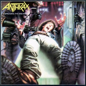 Anthrax-Spreading_The_Disease-album-cover