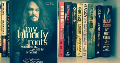 My Bloody Roots From Sepultura to Soulfly and beyond – Max Cavalera