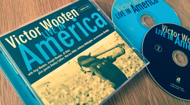 Live in America (Victor Wooten album)