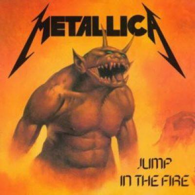 Metallica Jump In The Fire (1983) single