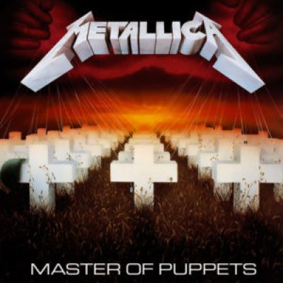 Metallica Master Of Puppets (1986) single