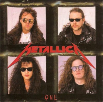 Metallica One (Japan edition, 1989)