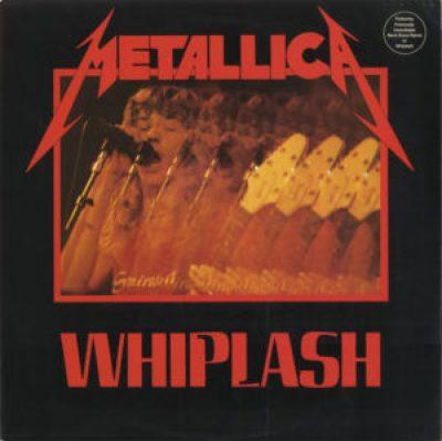 Metallica Whiplash (1983) single
