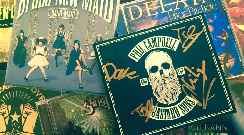 The Top 5 Rock & Metal EPs of 2016