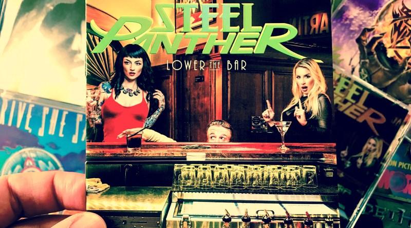 "Steel Panther ""Lower the Bar"" (2017)"