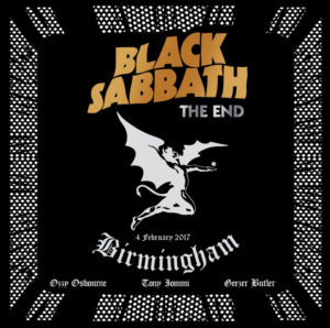 Black Sabbath The End: Live in Birmingham