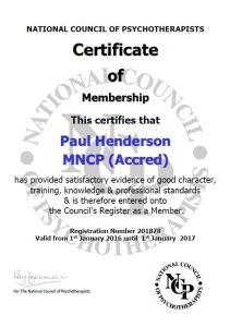 NCP Cert