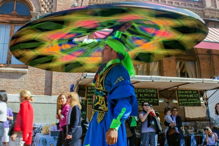 Récord histórico del XVII Mercado Cervantino
