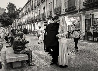Weekend en la Calle Mayor. Foto de Pedro Enrique Andarelli ( foto de archivo )