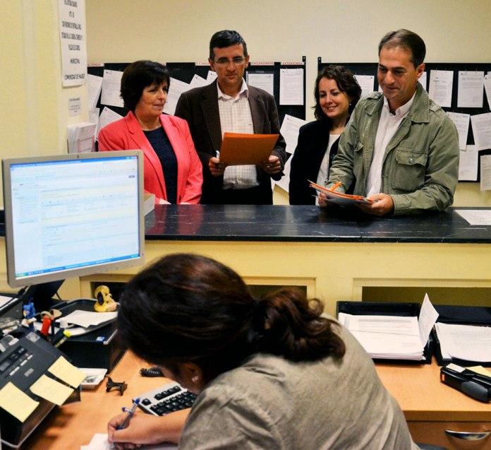 Grupo Ciudadanos registran sus mociones