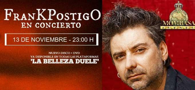 Agenda Musical del 12 al 15 de noviembre en Alcalá
