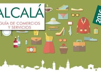 Guía de Comercios y Servicios de Alcalá de Henares 2016