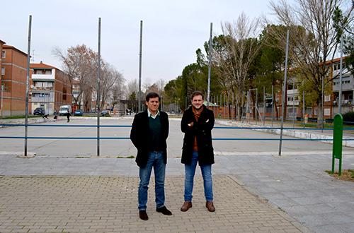 Parque Magallanes de Alcalá de Henares